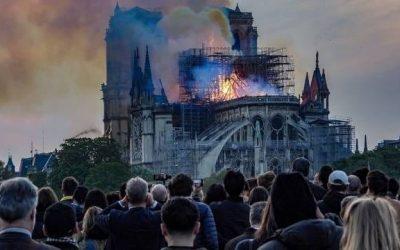 Que brûlent nos cathédrales !