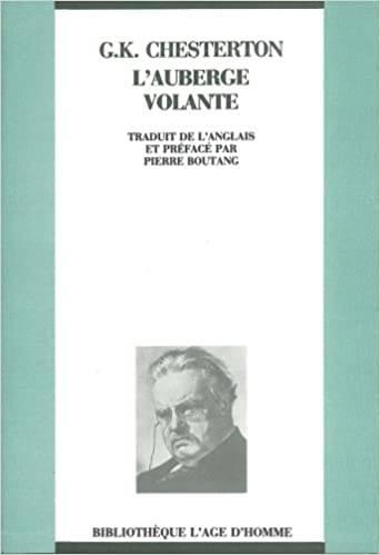 """""""L'Auberge volante"""" de G. K. Chesterton"""