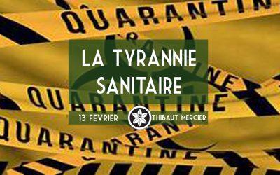 Conférence Dextra du 13/03 : La Tyrannie sanitaire