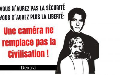 Nous ne voulons pas plus de sécurité, nous voulons plus de civilisation